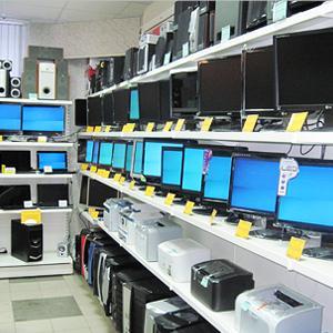 Компьютерные магазины Бытоши