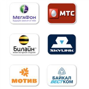 Операторы сотовой связи Бытоши