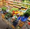 Магазины продуктов в Бытоши